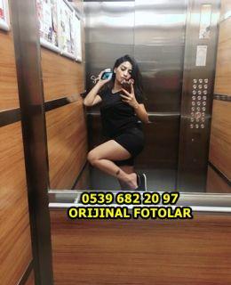 Bakırköy'den Melez Kadın Escort Ola